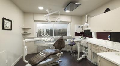 Salle de soins du Dr Luce